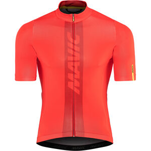 Mavic Cosmic Jersey fiery red