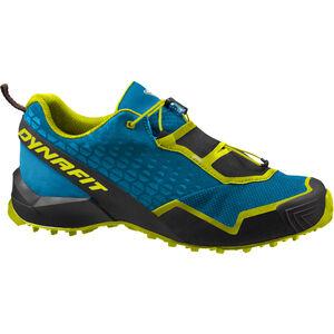 Dynafit Speed MTN GTX Shoes Men mykonos blue/lime punch mykonos blue/lime punch