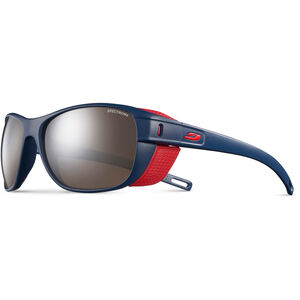 Julbo Camino Spectron 4 Sunglasses dark blue/red-brown flash silver dark blue/red-brown flash silver