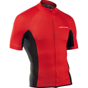 Northwave Force Jersey SS red
