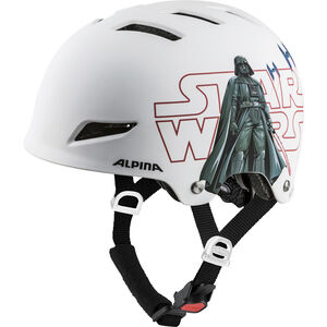 Alpina Park Helmet Kinder star wars-white star wars-white