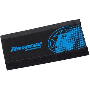 Reverse Neoprene Chainstay Guard schwarz/dunkelblau schwarz/dunkelblau