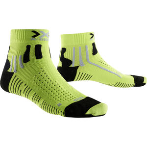 X-Bionic Effektor Running Socks green lime/black