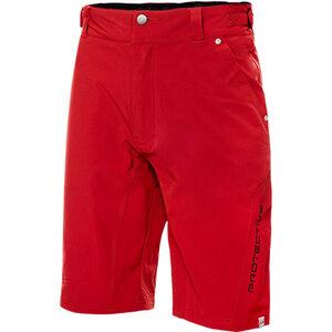 Protective Classico Baggy Shorts Herren dark red dark red
