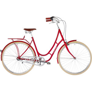 Viva Bikes Juliett Entry Damen dark red dark red