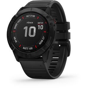 Garmin Fenix 6X Pro Smartwatch black black