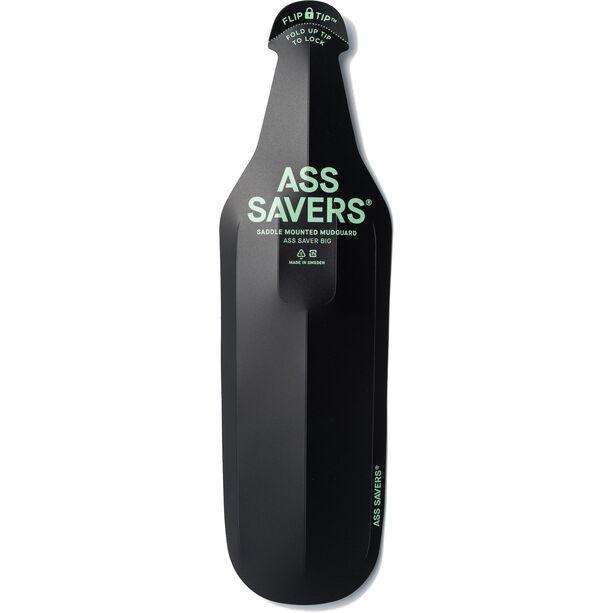 Ass Savers Ass Saver Spritzschutz Big schwarz