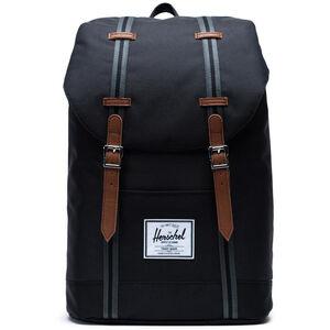 Herschel Retreat Backpack 19,5l black/black/tan black/black/tan