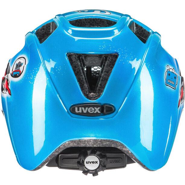 UVEX Finale Helmet Kinder space rocket