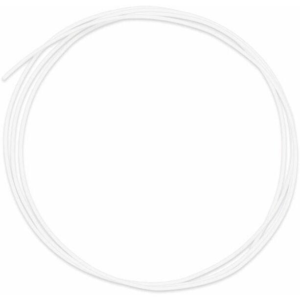 Jagwire Slick-Lube Liner Innenzughülle für Sealed Brake Kit 1600mm 4 Stück transparent
