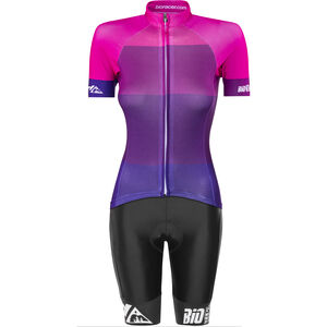 Red Cycling Products Colorblock Race Set Damen purple-pink purple-pink