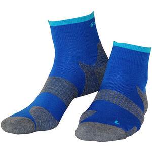 Gococo Technical Cushion Socks Electric Blue bei fahrrad.de Online