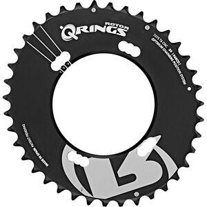 Rotor QX2 Q-Ring MTB Kettenblatt Shimano XT 8000 96mm außen schwarz schwarz