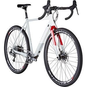 ORBEA Gain D21 grey/white/red grey/white/red