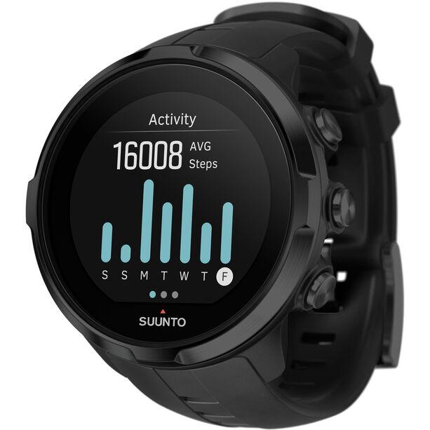 Suunto Spartan Sport HR GPS Multisport Watch all black