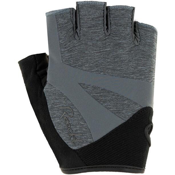 Roeckl Dora Handschuhe Damen grau melange