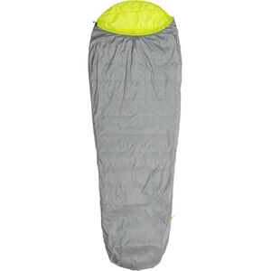 Carinthia G 90 Sleeping Bag L grey/lime