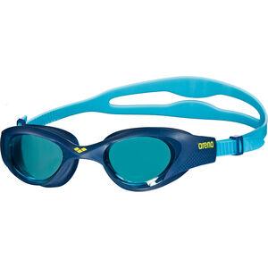 arena The One Goggles Kinder light blue-blue-light blue light blue-blue-light blue