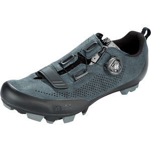 Fizik Terra X5 Suede MTB Schuhe anthrazit/schwarz bei fahrrad.de Online