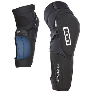 ION K_Pact_Select Knee Protectors black