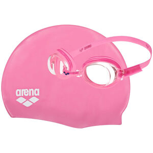 arena Pool Set Kinder fuchsia-clear-fuchsia-white fuchsia-clear-fuchsia-white