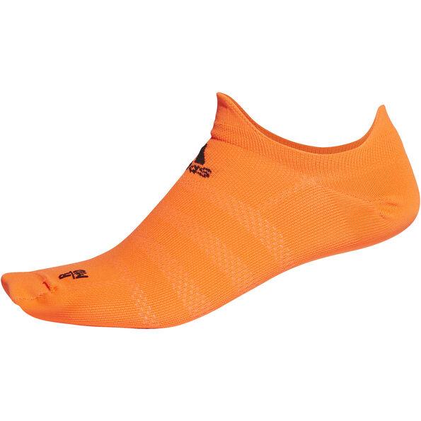 adidas Alphaskin Ultralight Sneakersocken Herren solar orange/black