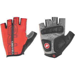 Castelli Tempo Gloves Herren red/black red/black