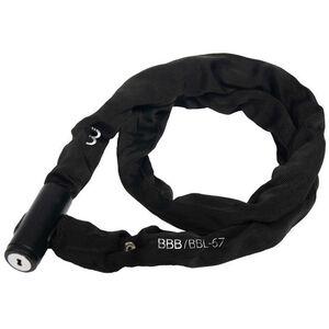 BBB QuickChain BBL-67 Kettenschloss schwarz schwarz