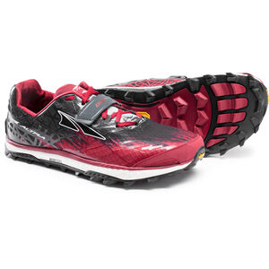Altra King MT 1.5 Trail Running Shoes red
