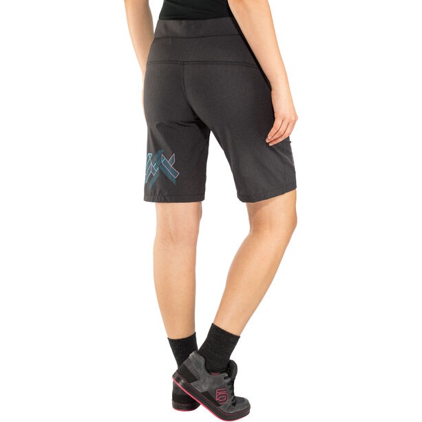 ION Traze Bike Shorts Damen black
