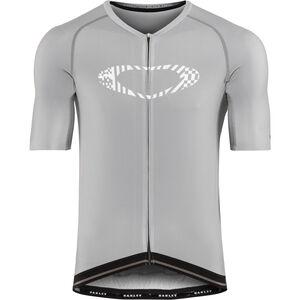 Oakley Icon SS Jersey Herren cool grey cool grey
