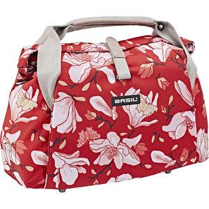 Basil Magnolia City Handlebar Bag 7l poppy red poppy red