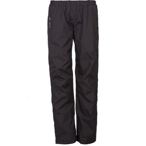 VAUDE Fluid Full-Zip Pants Damen black black