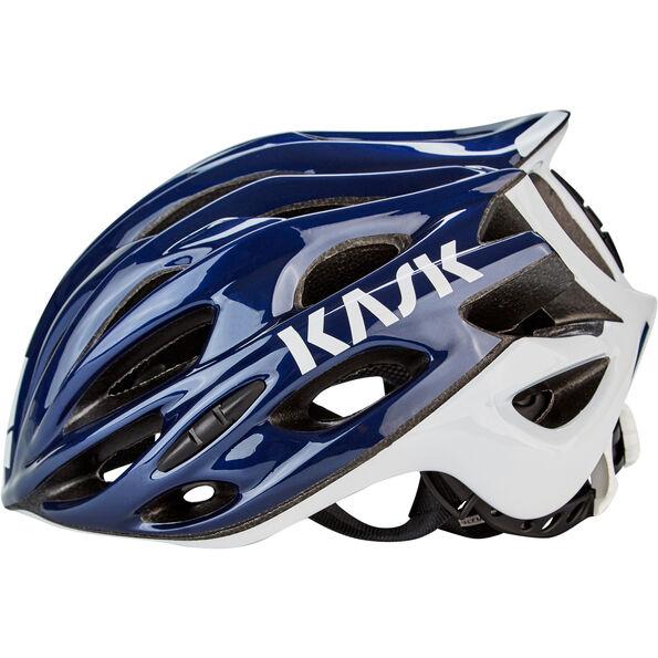 Kask Mojito X Helm navyblau/weiß