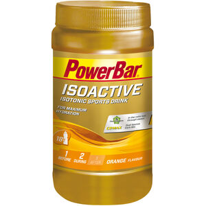 PowerBar Isoactive Isotonic Sports Drink Dose 600g Orange