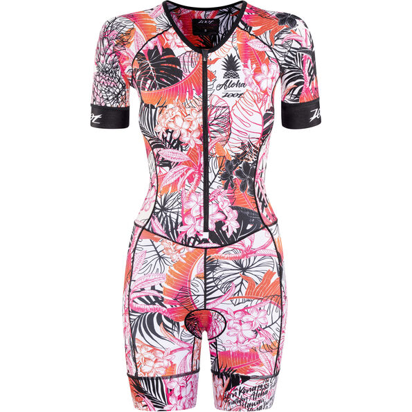 Zoot LTD Triathlon Aero SS Race Suit Damen