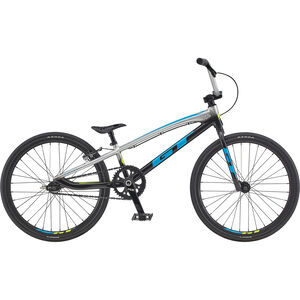 """GT Bicycles Speed Series Expert 20"""" gloss silver/black gloss silver/black"""