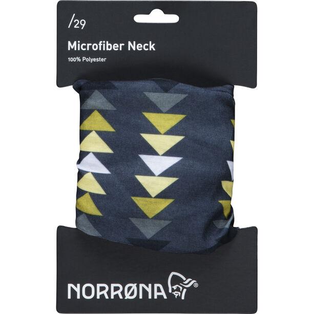 Norrøna /29 Mikrofaser Nackenwärmer ebony