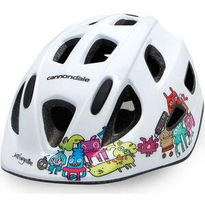 Cannondale Burgerman Colab Helmet Kinder white white