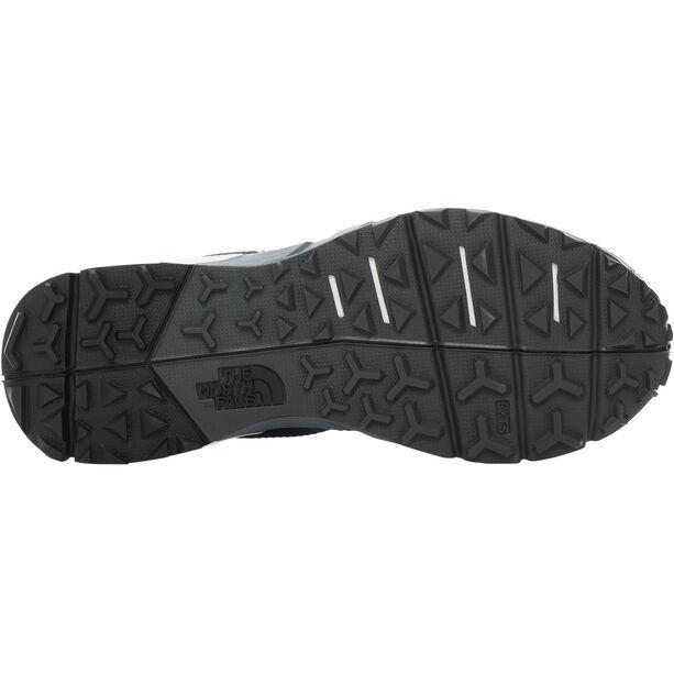 The North Face Flight Trinity Schuhe Herren dark shadow grey/tnf black