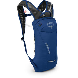 Osprey Katari 1.5 Hydration Backpack cobalt blue cobalt blue