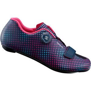 Shimano SH-RP5WD Shoes Women Navy Dot