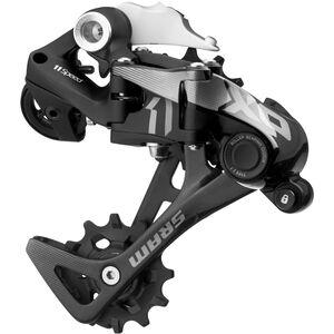 SRAM X01 Type 2.1 Schaltwerk 11-fach langer Käfig schwarz schwarz