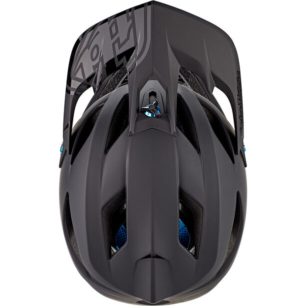 Troy Lee Designs Stage Stealth MIPS Helm black