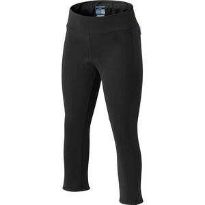 Shimano 3/4 Tights Women Damen black black