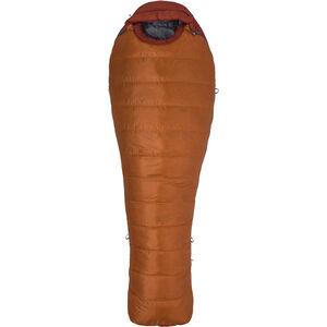 Marmot Never Summer Sleeping Bag Long tangelo/auburn tangelo/auburn