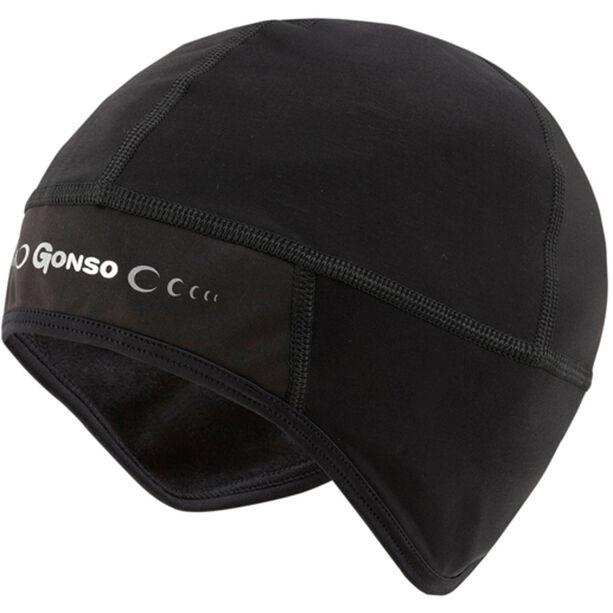 Gonso Thermo-Helmmütze black