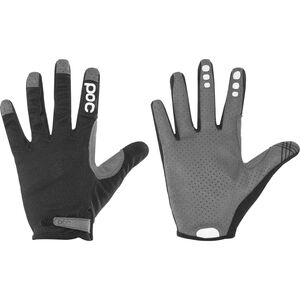 POC Resistance Enduro Gloves Adjustable uranium black uranium black