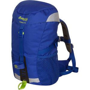 Bergans Nordkapp Daypack 12l Kinder cobaltblue/neongreen cobaltblue/neongreen