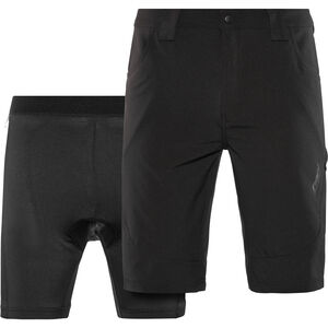 Red Cycling Products Mountainbike Shorts Black black